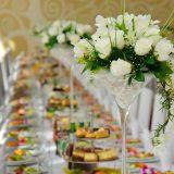 Wnętrze sali weselnej Gród