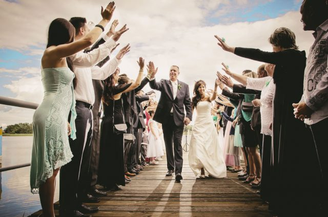 wesele w klimacie
